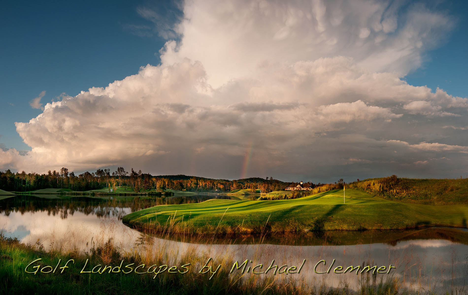 Golf Course Photographer | Golf Course Photography